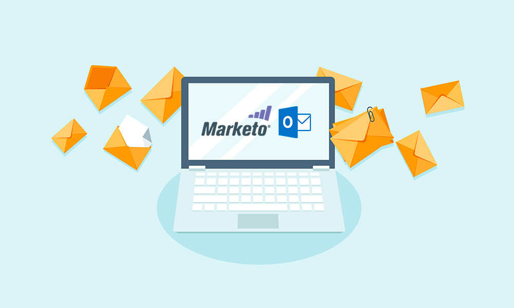 marketo outlook illustration