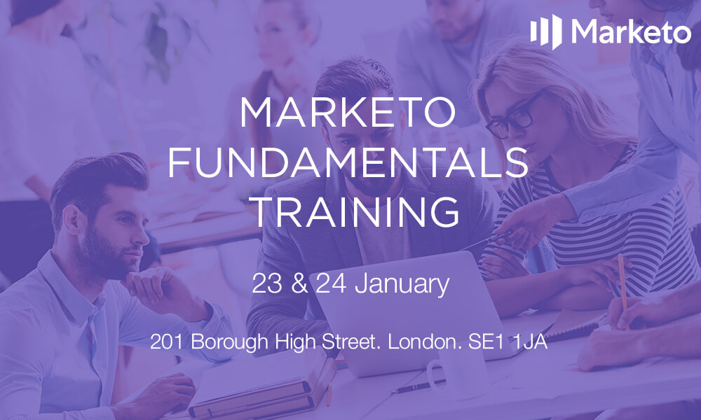 Marketo Fundamentals Training January