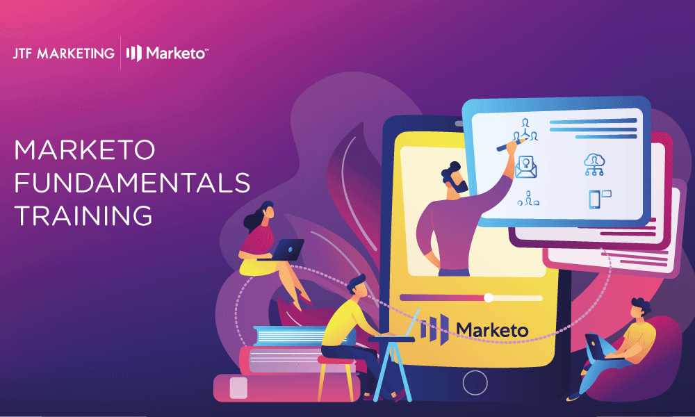 Marketo Fundamentals Training header